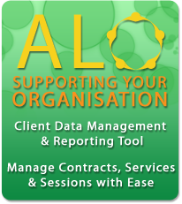ALO - Client Data Management & Reporting Tool